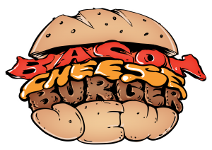Bacon Cheeseburger Jew
