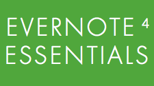 Evernote Essentials by Brett Kelly